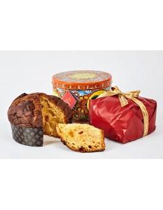 Panettone Gourmet - Dolce & Gabbana Panettone agli Agrumi e allo Zafferano di Sicilia (1 Kg.) - Fiasconaro - Fiasconaro - 3