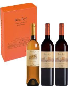 Passito - Ben Rye' The Great Vintages 2006 - 2010 - 2013 Wooden box of 3 bottles (3x750 ml.) - Donnafugata - Donnafugata - 1