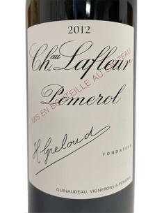 Red Wines - Pomerol AOC 'Chateau Lafleur' 2012  (750 ml. wood box) - Chateau Lafleur - Chateau Lafleur - 3