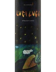 Vini Bianchi - Etna Bianco DOC 'Luci Luci' 2014 (750 ml.) - Al-Cantara - Al-Cantara - 2