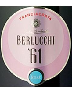 Franciacorta DOCG '61 Rosé - Berlucchi