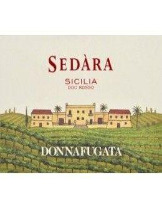 Vini Rossi - Sicilia Rosso DOC Sedàra 2014 - Donnafugata - Donnafugata - 2