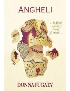Red Wines - Sicilia Rosso IGT Angheli 2012 - Donnafugata - Donnafugata - 2