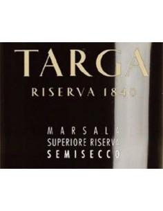Marsala - Marsala DOC Semisecco Targa Riserva 1840 2003 - Florio - Florio - 2