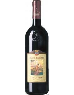 Vini Rossi - Rosso di Montalcino 2015 - Castello Banfi - Castello Banfi - 1