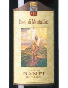 Vini Rossi - Rosso di Montalcino 2015 - Castello Banfi - Castello Banfi - 2