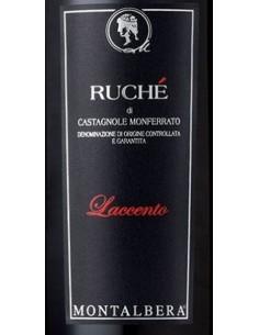 Vini Rossi - Ruché di Castagnole Monferrato DOCG Laccento 2015 - Montalbera - Montalbera - 2