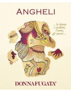 Vini Rossi - Sicilia Rosso IGT 'Angheli' 2013 (750 ml.) - Donnafugata - Donnafugata - 2