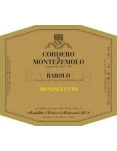 Vini Rossi - Barolo DOCG 'Monfalletto' 2013 - Cordero di Montezemolo - Cordero di Montezemolo - 2