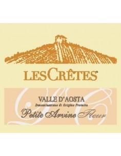Val d'Aosta Petite Arvine DOP Fleur 2015 - Les Cretes