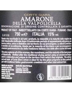Vini Rossi - Amarone della Valpolicella DOCG 'Corte Giara' 2014 (750 ml.) - Allegrini - Allegrini - 3