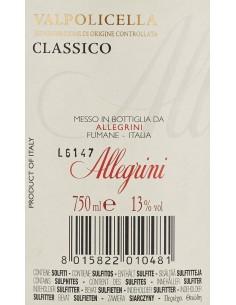 Vini Rossi - Valpolicella Classico DOC 2016 (750 ml.) - Allegrini - Allegrini - 3