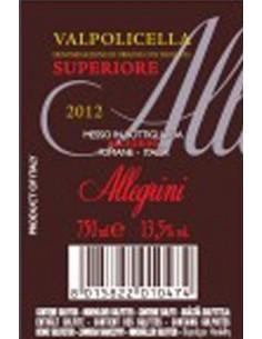 Valpolicella Superiore DOC 2015 - Allegrini