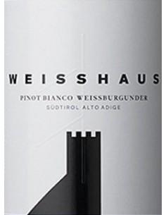 Vini Bianchi - Alto Adige Pinot Bianco DOC 'Weisshaus' 2015 - Colterenzio - Colterenzio - 2
