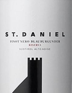 Vini Rossi - Alto Adige Pinot Nero DOC Riserva 'St. Daniel' 2014 - Colterenzio - Colterenzio - 2