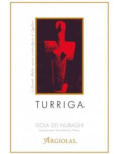 Vini Rossi - Isola dei Nuraghi Turriga Rosso IGT 2013 - Argiolas - Argiolas - 2