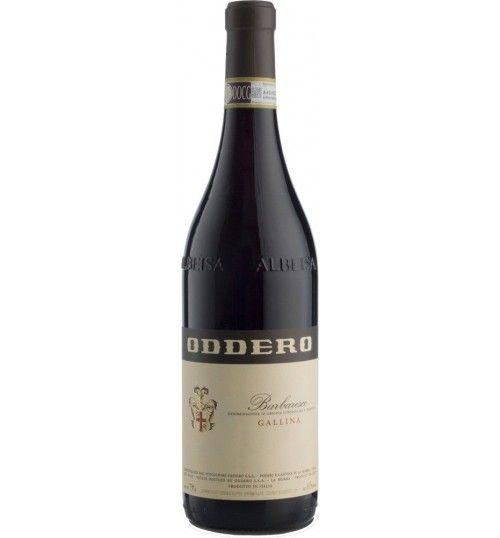 Barbaresco DOCG 'Gallina' 2013 - Oddero