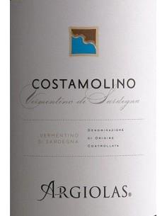 Vini Bianchi - Vermentino di Sardegna Costamolino DOC 2016 - Argiolas - Argiolas - 2