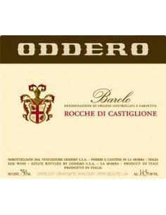 Vini Rossi - Barolo DOCG Rocche di Castiglione 2012 - Oddero - Oddero - 2