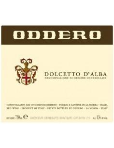 Dolcetto d'Alba DOC 2016 - Oddero