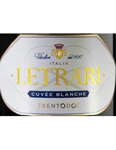Vini Spumanti - Trento DOC 'Cuvee Blanche' (750 ml.) - Letrari - Letrari - 2