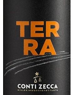 Vini Rossi - Salento IGT Aglianico 'Terra' 2013 (750 ml.) - Conti Zecca -  - 2