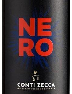 Vini Rossi - Salento Rosso IGT Negramaro 'Nero' 2012 (750 ml.) - Conti Zecca -  - 2
