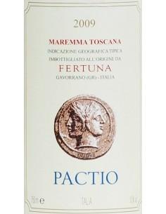 Vini Rossi - Toscana Rosso IGT 'Pactio' 2014 (750 ml.) - Tenuta Fertuna - Tenuta Fertuna - 2