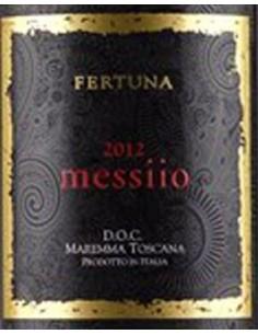 Maremma Toscana Rosso IGT 'Messiio' 2012 - Tenuta Fertuna