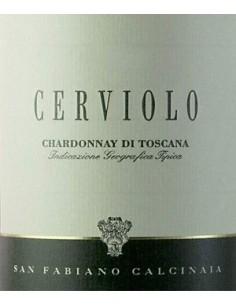 Toscana Bianco IGT 'Cerviolo' 2015 - San Fabiano Calcinaia