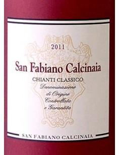 Vini Rossi - Chianti Classico DOCG 2014 (750 ml.) - San Fabiano Calcinaia - San Fabiano Calcinaia - 2
