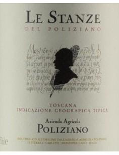Toscana Rosso IGT 'Le Stanze' 2015 - Poliziano