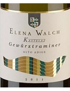 White Wines - Alto Adige Gewürztraminer DOC 'Kastelaz' 2016 - Elena Walch -  - 2