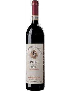 Vini Rossi - Barolo DOCG Perno 'Vigna Cappella di Santo Stefano' 2012 (750 ml.) - Rocche dei Manzoni - Rocche dei Manzoni - 1