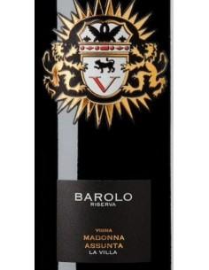 Barolo DOCG Riserva 'Vigna Madonna Assunta La Villa' 2007 - Rocche dei Manzoni