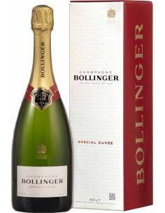 Champagne Blanc de Noirs - Champagne Brut 'Special Cuvee' (750 ml. astuccio) - Bollinger -  - 1