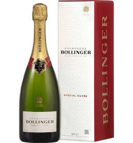 Champagne AOC Brut Special Cuvée (boxed) - Bollinger