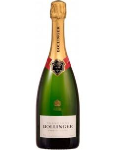 Champagne Blanc de Noirs - Champagne Brut 'Special Cuvee' (750 ml. astuccio) - Bollinger -  - 2