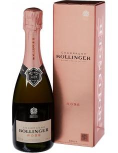 Champagne AOC Brut Rosé (boxed) - Bollinger