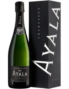 Champagne Blanc de Noirs - Champagne 'Brut Majeur' (750ml. astuccio) - Ayala -  - 1