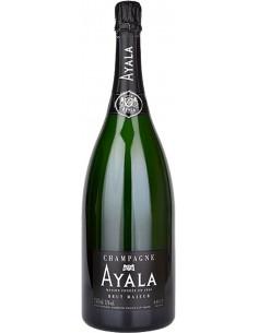 Champagne Blanc de Noirs - Champagne 'Brut Majeur' (750ml. astuccio) - Ayala -  - 2