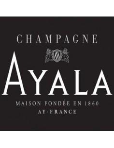 Champagne Blanc de Noirs - Champagne 'Brut Majeur' (750ml. astuccio) - Ayala -  - 4