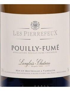 Vini Bianchi - Pouilly Fume' 2016 (750 ml.) - Langlois Chateau - Langlois Chateaux - 2