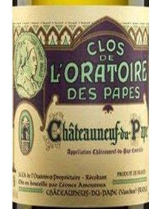Vini Bianchi - Chateauneuf Du Pape Blanc 2016 (750 ml.) - Clos de l'Oratoire Des Papes - Ogier - Ogier - 2