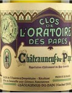 Châteauneuf Du Pape Blanc 2016 - Clos de l'Oratoire Des Papes - Ogier