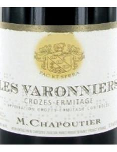 Vini Rossi - Crozes-Ermitage 'Les Varonniers' 2013 (750 ml.) - M. Chapoutier - M. Chapoutier - 2