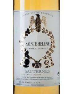 Vini Bianchi - Sauternes 2015 (375 ml) - Chateau St. Helene - Chateau St. Helene - 2
