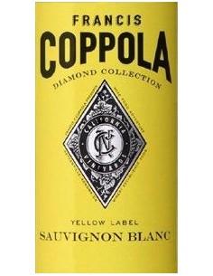 Vini Bianchi - California Sauvignon Blanc Diamond Collection Yellow Label 2016 - Francis Ford Coppola Winery - Francis Ford Copp