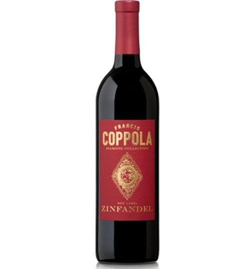California Zinfandel Diamond Collection Red Label 2014 - Francis Ford Coppola Winery