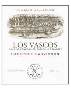 Vini Rossi - Cile Colchagua Cabernet Sauvignon 2015 (750 ml.) - Los Vascos -  - 2
